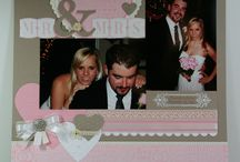 Scrapbook layouts / by Tiffany Conner