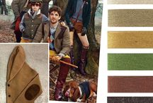 Men's Luxury Heritage Winter Style 2016 / As January get's colder, don't loose your fashionable style, ensure you are wrapped up warm and embellished with a stylish watch to ensure you are looking on point this winter. We love the heritage and traditional finish; are you wearing tweed this season?