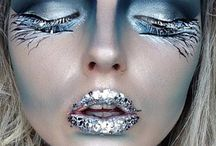 Avantgarde make up