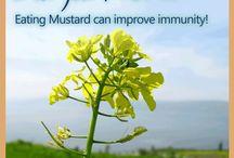 Mustard is Healthy!
