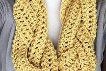 Cuellos, bufandas y pañuelos