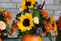 fall flowers