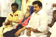 Vice President Mr. A Narayanan's son Wedding Function