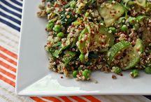 Quinoa / by Sandra Pratt