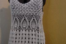 crochet clothing / by raewyn