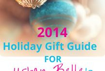 2014 Urban Belle Holiday Gift Guide Link Party / This is a link party board for bloggers who released holiday guides this season.  Post your guide cover art, individual deals or products you think people will go crazy for this year.  Accepting guides of all kinds.  / by Naturally Stellar