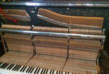 upright piano 101