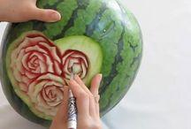 jídlo-carving,
