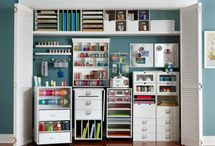 RENO- craft room / by Rachel Scott