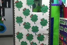 St.Patricks Day Board