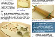 Cookie tips and Tutorials.