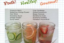 Water infused water recipes