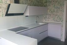 Nuestras cocinas / Las cocinas de nuestros clientes...