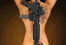 Gun and Girls
