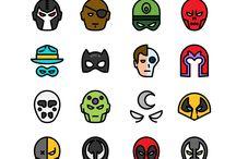 icons etc