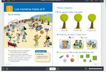 1º Matemáticas Unidades Didácticas / Material complementario para el desarrollo de las Unidades Didácticas de Matemáticas de 1º Nivel de Educación Primaria. Juegos, actividades interactivas y materiales didácticos.