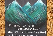 bible quote drawing
