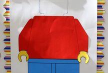 Lego party / by Barb Papageorgiou Lewis
