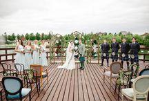 Свадьба в ресторане Княжье Озеро