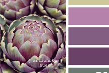 Color inspiration / by Rocio Jimenez | Casa Haus