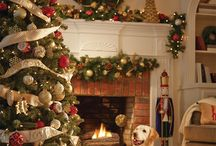 Christmas decor ideas / by Teresa Patterson
