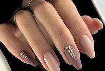 NEW Stunnig Jewellery Nails Inspirations/ Glamorous Nails/ Wedding Nails/ Biżuteryjny Manicure 2018