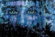 Beauty In Blue / by Bill Lowe Gallery