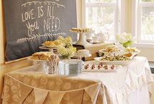 tea themed bridal shower ideas