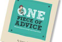 One Piece of Advice / Book
