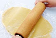 pâtes et decoupe