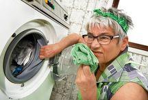 Lugt i vaskemaskinen