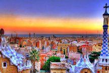 Barcelona / The wonderful city Barcelona
