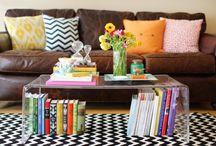 Home // Living Room / by Alexandra Sheppard