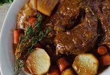 One pot pot roast!