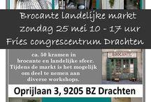 Brocante landelijke markt D888 / facebook.com/brocantelandelijkemarktdr888