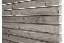 Holz Verkkeidung