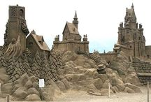 ~Sand Castles and Sculptures~ / by Diane Harris-Day