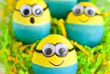 Easter Crafts & Inspiration