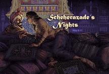 Scheherazade's Nights / 1001 Arabian Nights & haremy things