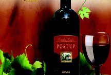 """Premium red dry wine - Postup """"Branko Roglic"""" / Strong, full, red wine with a luxurious bouquet and aroma, a delicate flavour and a ruby red colour. Cultivated on Peljesac Peninsula, Croatia."""