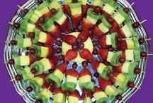 hedelmä lautaset