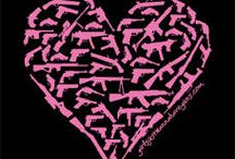 Southern Girls Love Guns Too! / by Heather DeBoer