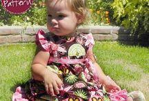 baby jurk naaien