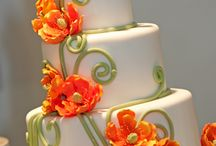 Wedding Cake, Bright & Happy Cakes