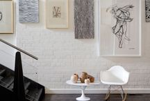 Living with Art / How art makes a room, and your life, Zing!