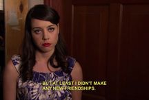 my alter ego is april ludgate