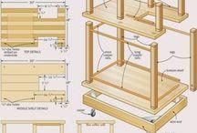 Meubelen - constructie ontwerpen