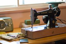 Sew Vintage / Learning to make my Dustbowl Wear
