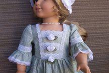 """Doll dresses / Dresses for 16-18"""" dolls"""