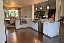 Kitchen Remodel / by Jennifer Walcutt Perdue